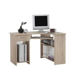 bureau d 39 angle comparer 1408 offres. Black Bedroom Furniture Sets. Home Design Ideas