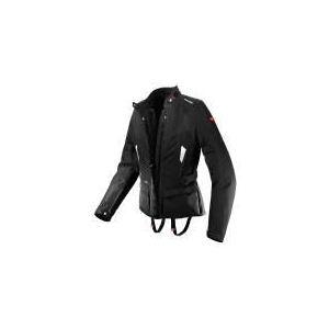 Spidi Voyager Lady (noir) - Blouson de moto textile pour femme