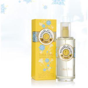 Roger & Gallet Lotus Bleu - Eau fraîche parfumée pour femme