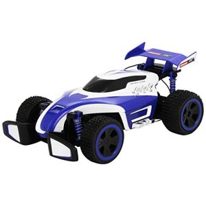 Carrera Toys RC Blue Light 201013 - Voiture radiocommandée