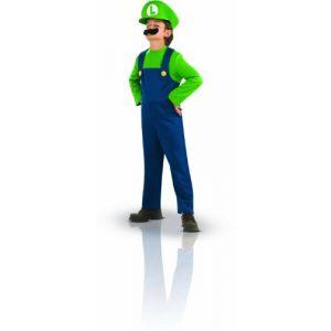 Rubie's Pack déguisement Mario Bros & Luigi (5-7 ans)