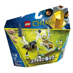 Lego 70139 - Legends of Chima : Lancement aérien