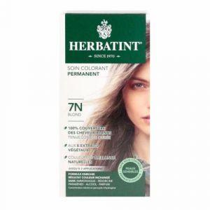 Herbatint Soin colorant Blond 7N