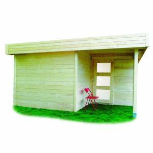 Abri de jardin en bois 12 m2 comparer 148 offres for Abri de jardin 12 m2