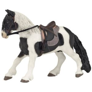 Papo Figurine Poney avec selle