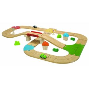 Plan Toys Circuit de routes