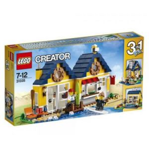 Lego 31035 - Creator 3 en 1 : La cabane de la plage