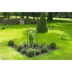 Intermas Gardening Treillis Classic Metal en métal 0,30 x 1,20 m
