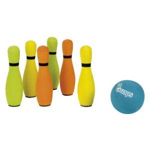 Ouaps Jeu de bowling en mousse Fun Bowling