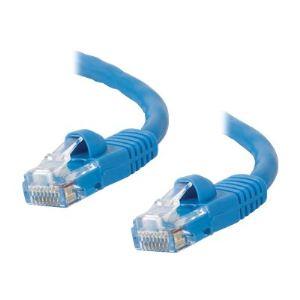 C2g 83162 - Câble réseau RJ45 Cat.5e 350 MHz blindé sans crochet 1.5 m