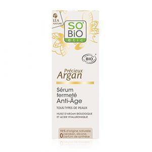 So'Bio Étic Serum fermeté anti-âge Précieux Argan - 30 ml