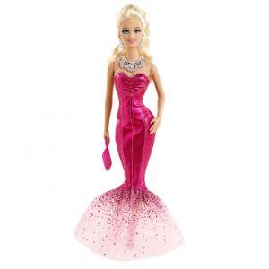 Mattel Barbie robe longue sirène