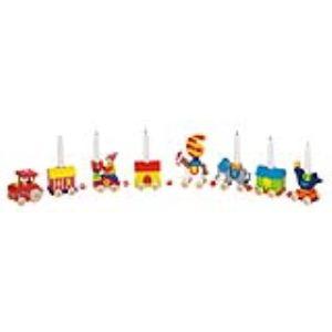 Goki 60919 - Train d'anniversaire du cirque