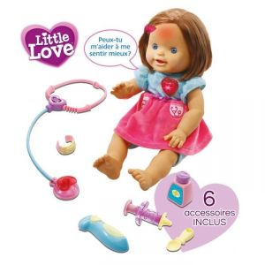Vtech Little love - Ma poupée à soigner