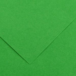 Canson 200040382 - Feuille Iris Vivaldi 50x65 240g/m², coloris vert franc 29