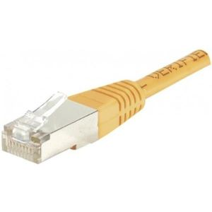 Dexlan 857941 - Cordon réseau RJ45 patch FTP Cat.6 1,5 m