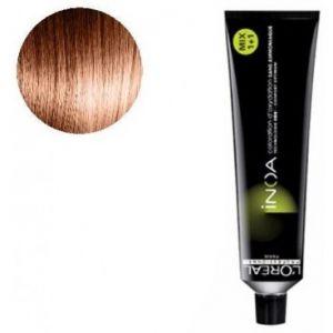 L'Oréal Inoa Teinte N°7.4 - Coloration sans amoniaque