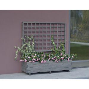 jardini re treillis comparer les prix sur. Black Bedroom Furniture Sets. Home Design Ideas