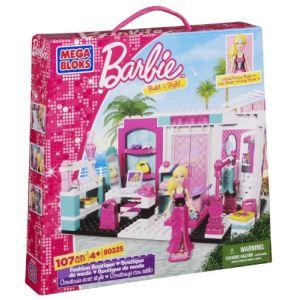 Mega Bloks 80225U - La boutique de prêt-à-porter Barbie