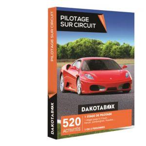 dakota box pilotage sur circuit coffret cadeau comparer avec. Black Bedroom Furniture Sets. Home Design Ideas