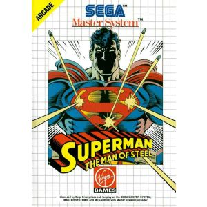 Superman the Man of Steel sur Master System