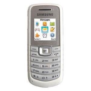 Samsung E1050 Maple