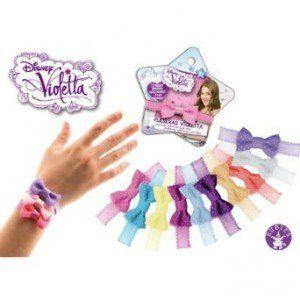Rubie's 12 bracelets Violetta