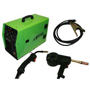 Varan Motors MIG 175A + MMA - Poste à souder inverter 2 en 1 avec accessoires