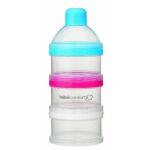 Bébé Confort Boîte doseuse de lait empilable