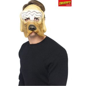 Chien latex queue de costume de patte
