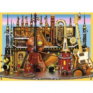Ravensburger Puzzle Château de musique 100 pièces XXL