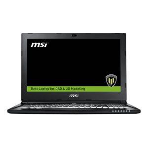 """MSI WS60 6QH-201FR - 15.6"""" avec Core i7-6700HQ 2.6 GHz"""