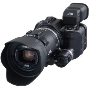 JVC GC-PX100BEU : Caméscope HD à carte mémoire