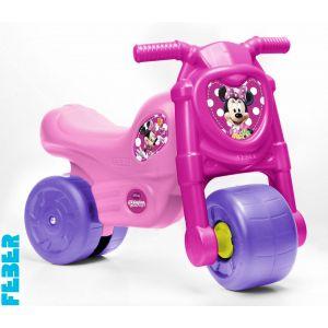 Feber Porteur Moto Jumper Minnie