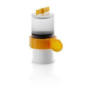 Delonghi 5512811191 - Cartouches de rechange pour filtre anti-calcaire VVX 2370