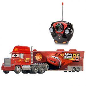 Majorette Camion radiocommandé Mack Truck Cars 1/24