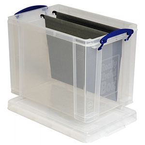 Really useful box Boîte de rangement en plastique 19 L