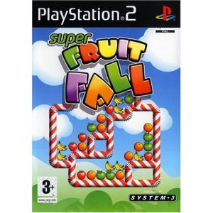 Super Fruit Fall sur PS2