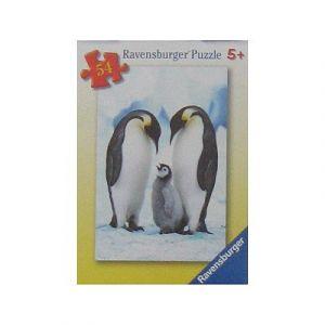 Ravensburger Famille de pingouins - Puzzle 54 pièces