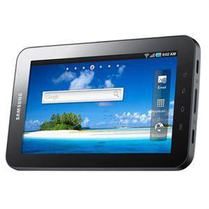 """Samsung Galaxy Tab (GT-P1000) 7"""" 16 Go (3G)"""