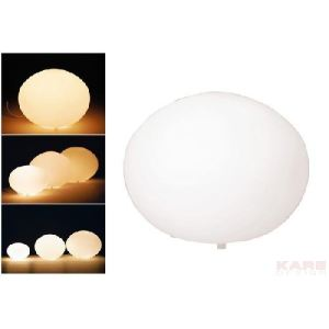 Kare Design Lampe globe Pasqua en verre (27 cm)
