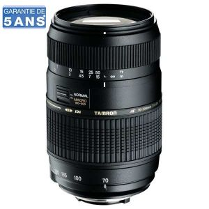 Tamron 70-300mm f/4-5.6 LD Di Monture Pentax