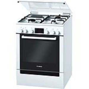 bosch hgv85d223f cuisini re mixte 4 br leurs avec four. Black Bedroom Furniture Sets. Home Design Ideas