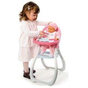 Smoby Chaise haute Baby Nurse ( 24019)