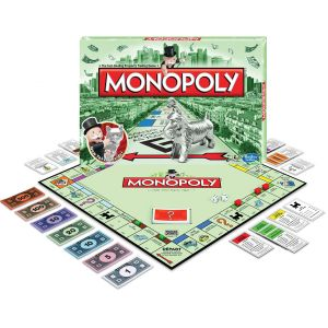 Hasbro Monopoly Classique (édition 2013)