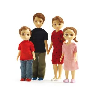 Djeco Figurines Famille Thomas et Marion