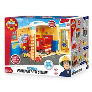 Sam le Pompier 05958 Ponty Pandy électronique Fire Station