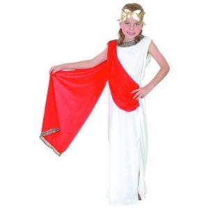 Déguisement déesse romaine (4-6 ans)