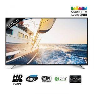 Sharp LC-40CFE6242E - Téléviseur LED 100 cm Smart TV