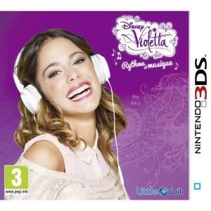 Violetta : Rhythm & Music sur 3DS
